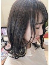 ヘアプロデュース ムース(Hair Produce MU SU)イヤリングカラー
