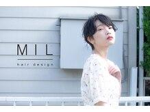 ミルヘアーデザイン(MIL hair design)