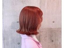 エンリッチヘア(enrich hair)の雰囲気(髪に優しいケアブリーチを使用。髪質にこだわって薬剤を選定。)