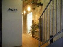 ダズル(dazzle)の雰囲気(ビル2階入り口☆)