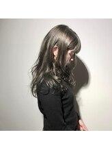 ヘアサロン レア(hair salon lea)【LEA赤羽,山本】大人カワイイ_パールグレージュ