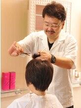 ヘアワークス ヴィヴィ(Hair works ViVi)奥田 直樹