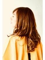 ヘアメイク デザート(HAIR MAKE DESART)揺れる毛束のピュアウェーブ☆