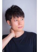 タイコーカン(TAIKOKAN Men's Hair Salon)爽やかマッシュネープレスショート