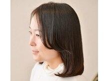 ヘアーメイク ラピス(hair make Lapis)の雰囲気(天然ヘナでの仕上がりは手触り良くツヤツヤな仕上がりです♪)