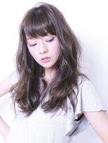 ヘアリゾート エーアイ 浅草橋店(hair resort Ai)伸ばしかけフェミニンピンクブラウンカラー