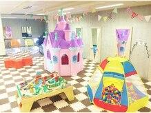アサクラ シンキタ(ASAKURA SHINKITA)の雰囲気(美容室では香川最大級のキッズスペース★最新のおもちゃも充実☆)