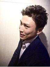 ヒロギンザ 上野店(HIRO GINZA)ワイルドビジネス【上野店】<理容室>/メンズ/ショート>