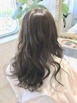 ラ ブランシュ 大宮(La Blanche)【大宮東口】オリーブグレージュ/イルミナ/オージュア/髪質改善