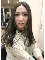 グランヘアー 大町店(GRANHAIR)【GRAN HAIR 大町店】オルチャン風ストレートヘア
