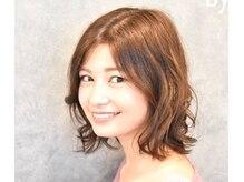 ルーエ バイ ヘアー(Ruhe by hair)の雰囲気(一人ひとりに似合うヘアーを提案してくれるサロン。)
