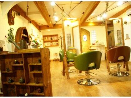 イガラシ美容室の写真