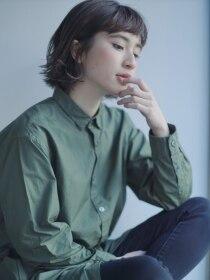 リッカ(RICCA)【RICCA サイトウ】☆ハンサムボブ☆