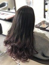 ヘアーアンドメイク アビディング(hair&make abiding)ロング