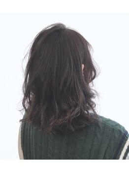 ヘアーサロン レーヴ(hair salon Reve)の写真/マンツーマン施術であなたに合ったスタイルをしっかりとご提案します♪