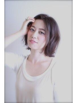ジュール 三条店(Jour)アンニュイボブ☆byジュール三条 平松