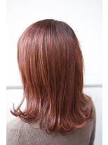 マルカ(marca)【Color Style】ブラウン+オレンジで柔らかシルエット♪