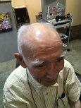 99歳!!もりもり元気!#眉毛はそのままがポリシー!