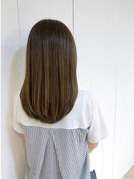 イト(ito)の写真/大人女性からの支持多数!エイジングケアに特化した、独自のヘアケアシステムで髪の内側から健康に★