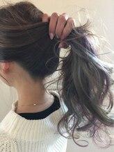 ヘアーレクスアリイ(Hair Lex Alii)Alii川合《#浜松カラー》ユニコーンカラー