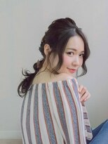 オジコ(ojiko)☆月曜営業☆【ojiko.】大人可愛いゆるふわクルリンパアレンジ