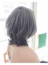 アプリール(aprir)シースルー×シルバー★