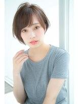 アンアミ オモテサンドウ(Un ami omotesando)【Un ami】 大人かわいい 小顔ナチュラルショート 松井幸裕