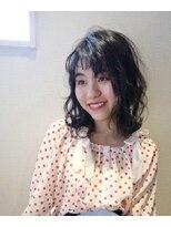 ヴェジールヘアデザイン(Vezir hair design)【小顔】アンニュイウェーブ
