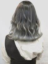 ソース ヘア アトリエ 京橋(Source hair atelier)【SOURCE】ホワイティアッシュ