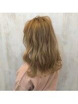 ソース ヘア アトリエ 京橋(Source hair atelier)【SOURCE】ミルキーベージュ