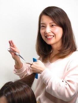 クルーシュ(couleu-chou)の写真/同じ女性目線で大人女子のカワイイ・キレイをご提案☆抜群のセンスで魅力を引き出してくれます♪