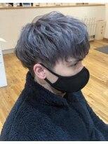 ルッツ(Lutz. hair design)gray color