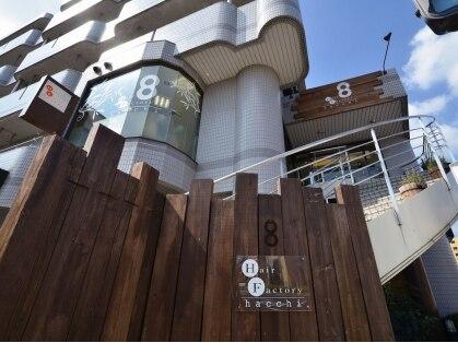 ハッチ ヘアーファクトリー 新所沢店(hacchi Hair Factory)の写真