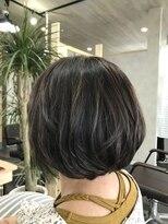 ヘアーガーデンロルド(hair garden Rold)毛先をラフに遊ばせた、大人っぽいのに可愛いゆるふわ感!