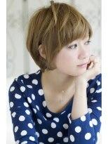サラヘアー(sarah hair)【sarah 銀座】大定番!!絶対可愛いショートボブ