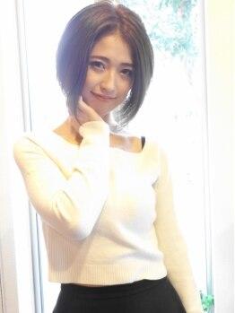 ヘアーサロン チョキ(Hair Salon Choki)の写真/いつだって人気のショートHair☆私は似合わない…なんて思い込まないで!!毛量や癖を上手く調整して美人顔に