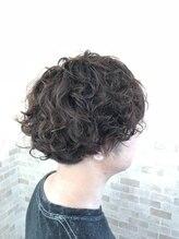 ヘアーオブジェ 末広店(Hair OBJET)無造作マッシュスタイル