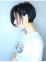 モリオ 池袋店(morio FROM LONDON)【morio池袋】2018年春夏流行る髪型大人可愛い前下がりショート