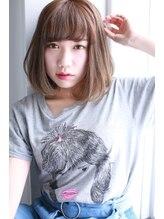 ヘアアンドメイク ジョジ(HAIR&MAKE JOJI)【JOJI teranishi】夏だ♪ ハイトーンだ♪