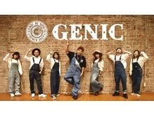 ジェニックバイノギオ(GENIC by Nogio)