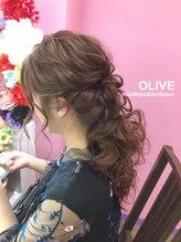 オリーブ(OLIVE)【オリーブ 心斎橋 なんば】ローポニーテール