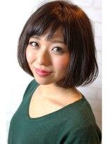 ギフト ヘアー サロン(gift hair salon)リラックスワンカール☆ボブ (熊本・通町筋・上通り)