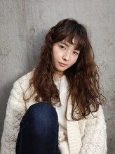 アンフルマチ(Ann furumachi)MIXカール