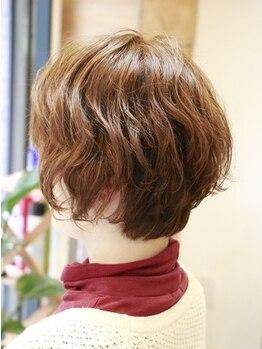 リプロ(Repro)の写真/自分のくせ毛が好きになれる◎《くせ毛スペシャリストが常識を覆す》悩みを利点に変える頼もしい技術力。