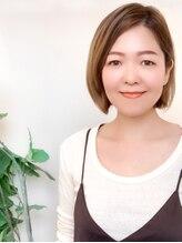 オーブ ヘアー ルーム 新潟店(AUBE HAIR room)浅香 恵子
