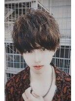 ローグヘアー 板橋AEON店(Rogue HAIR)【 色気UP 】MIXスパイラルマッシュ