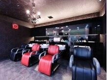 ソーホーニューヨーク つつじヶ丘店(SOHO new york)の雰囲気(心地よいシャンプー椅子のセレクトまでこだわっています、)