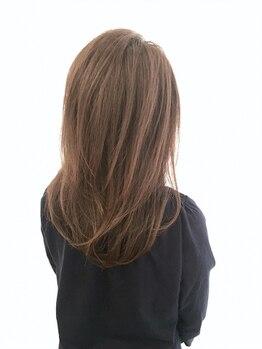 ヘアーサロン レーヴ(hair salon Reve)の写真/高い再現性でお客様に合った「似合う」カットをさせて頂きます♪