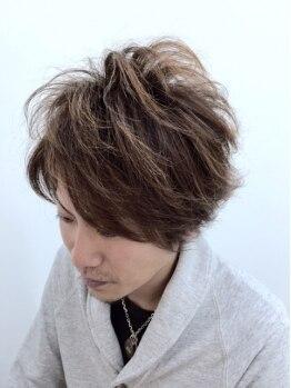 ヴァーヴ(VERVE)の写真/メンズもお任せ!一番似合うヘアを見つけてくれるVERVE★丁寧なカウンセリングとカットでスタイルチェンジ!
