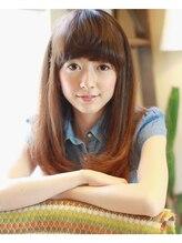 LDKヘアー 大宮(LDK hair)☆ナチュラルストレート☆【LDK hair salon】048-729-6307